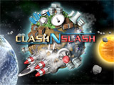 Clash'N Slash space shooter
